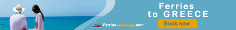 Ferries to Greece